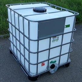 Greif IBC IBC Tank 1000 Liter NEU für Food auf MPE-Palette