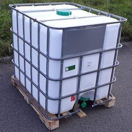 Greif IBC IBC Container 1000l NEU WEISS für FOOD
