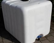 für Regenwasser mit UV Schutz