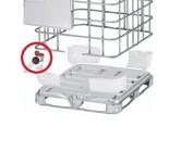 IBC Container Auslauf Zubehör