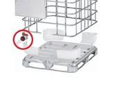 IBC Deckel für Auslauf / IBC Kappen