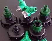 IBC Auslauf Adapter mit Gardena-System