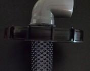 Wasserfilter mit Deckel 225mm