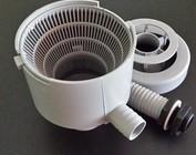 Fallrohrfilter für Dachwasser
