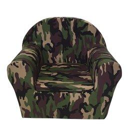 Peuterstoeltje Peuterstoeltje Camouflage Groen