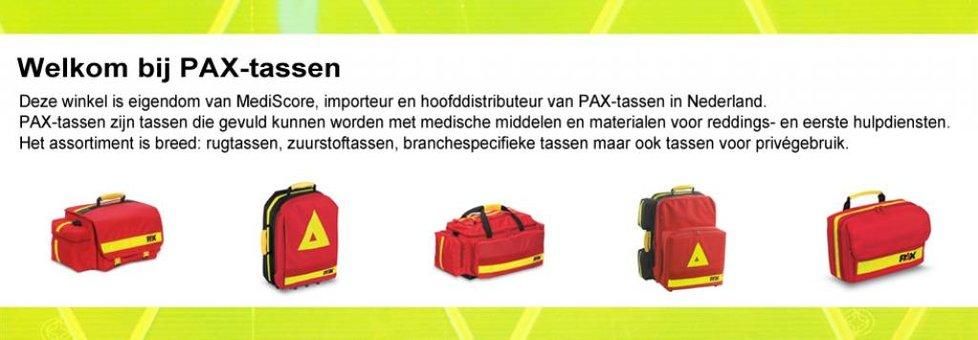 d4805aa655c Tassen voor de (medische) professional - PAX tassen