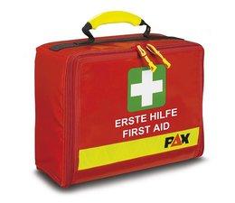 First Aid kit (Eerste hulptas) PAX-Plan rood, zonder inhoud