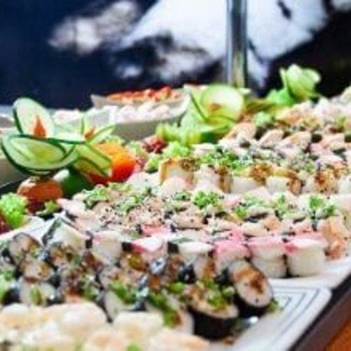 Hoe ziet een horeca buffet eruit?