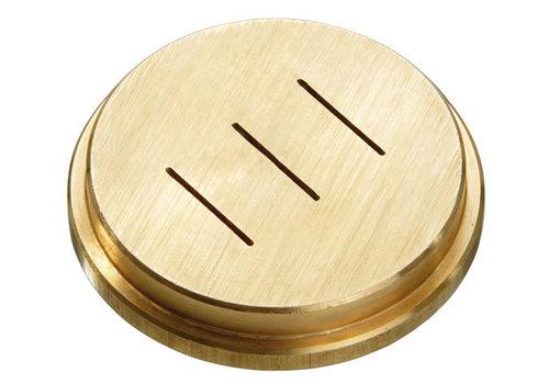 Bartscher Pastamatrijs voor Pappardelle 16 mm