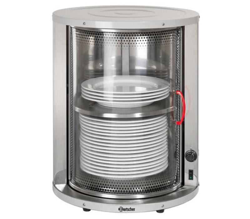 Bordenwarmer voor 30-40 borden, CNS