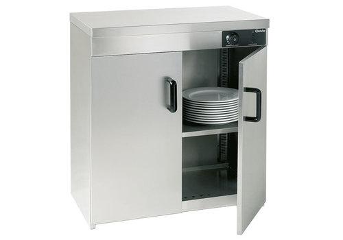 Bartscher Warmkast, 2DR, 110-120 borden