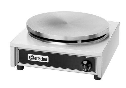 Bartscher Crêpeplaat, 1 plaat, 400 mm