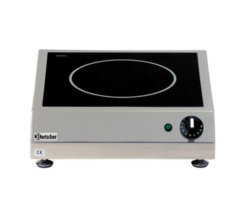 Elektrische kookplaat 1K3000 GL
