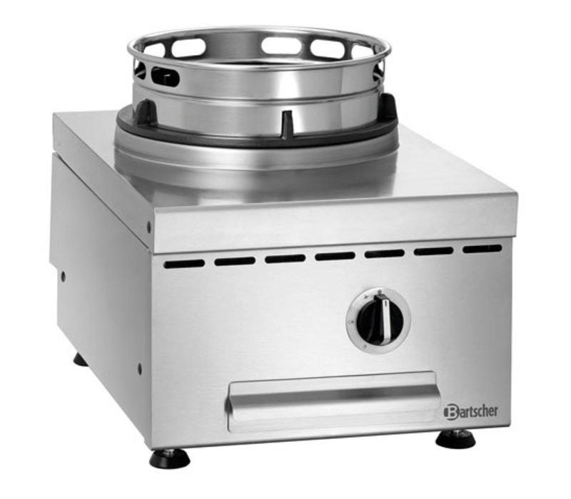 Gas wok-tafelplaat GWTH1