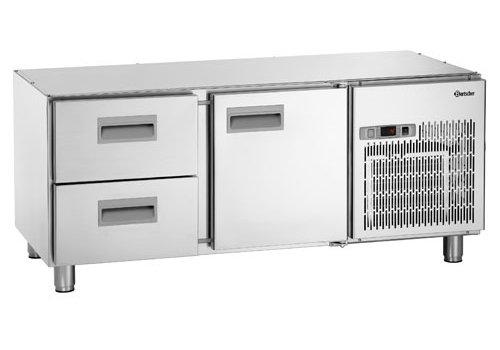 Bartscher Onderbouw-koelwerkbank 1400T1S2