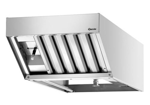 Bartscher Condensatiekap Kompakt