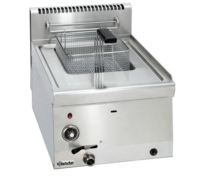 Friteuse Gas 600, B400, 1x8L