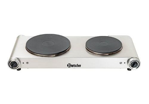 Bartscher Elektrische kookplaat 2K2500
