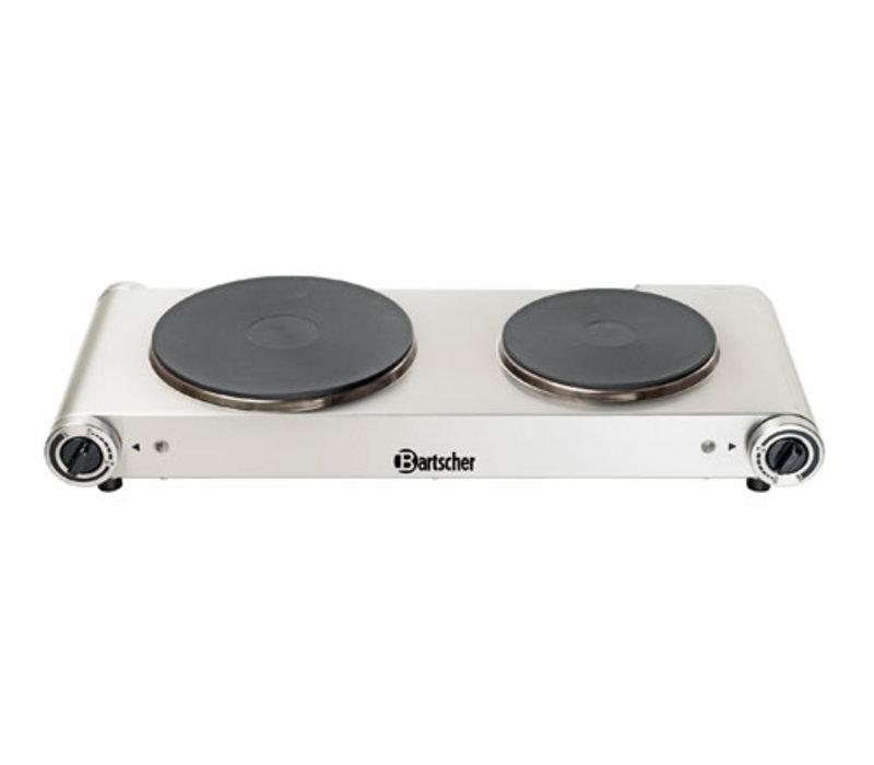 Elektrische kookplaat 2K2500