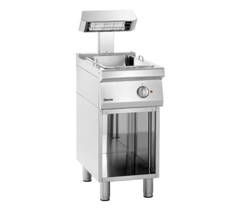 Elektrisch frites warmhoud apparaat 700