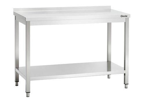 Bartscher Werktafel 600, B1200, MA