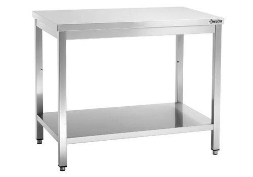 Bartscher Werktafel 700, B1000