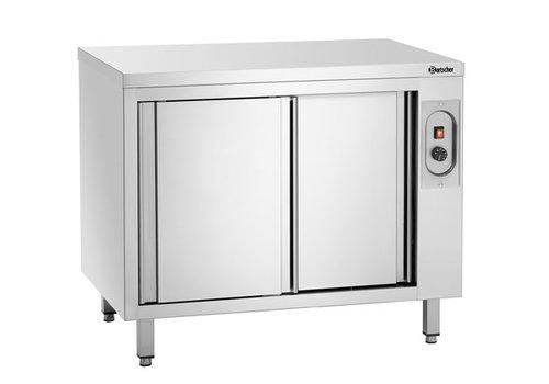 Bartscher Warmkast 700-4T 1000