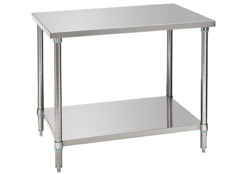 Bartscher Werktafel 700, B1000, TS