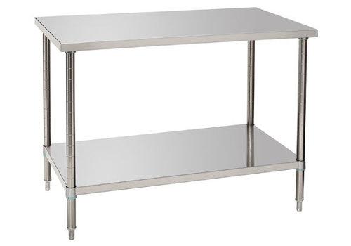 Bartscher Werktafel 700, B1200, TS