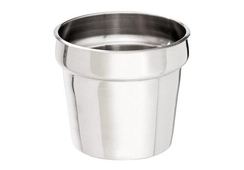 Bartscher Inzetpan 6,5 Liter voor Hot Pot
