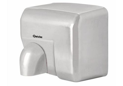 Bartscher Handdroger, 2,3kW, CNS