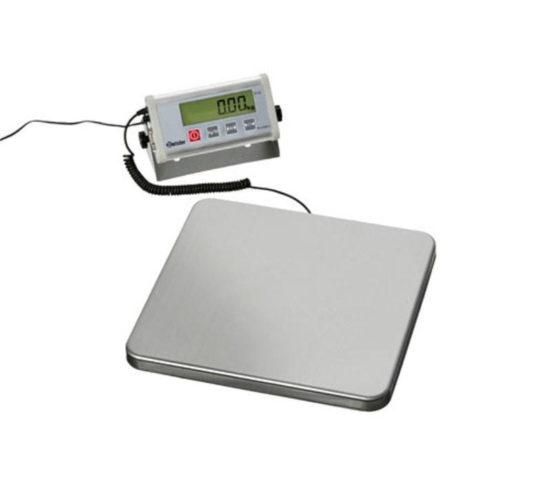 Digitale weegschaal, 150 kg, 50 g