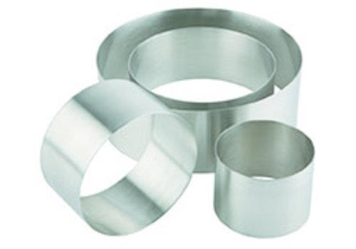 APS-Germany Mousse ring | RVS | Ø 6 cm x H 4.5 cm
