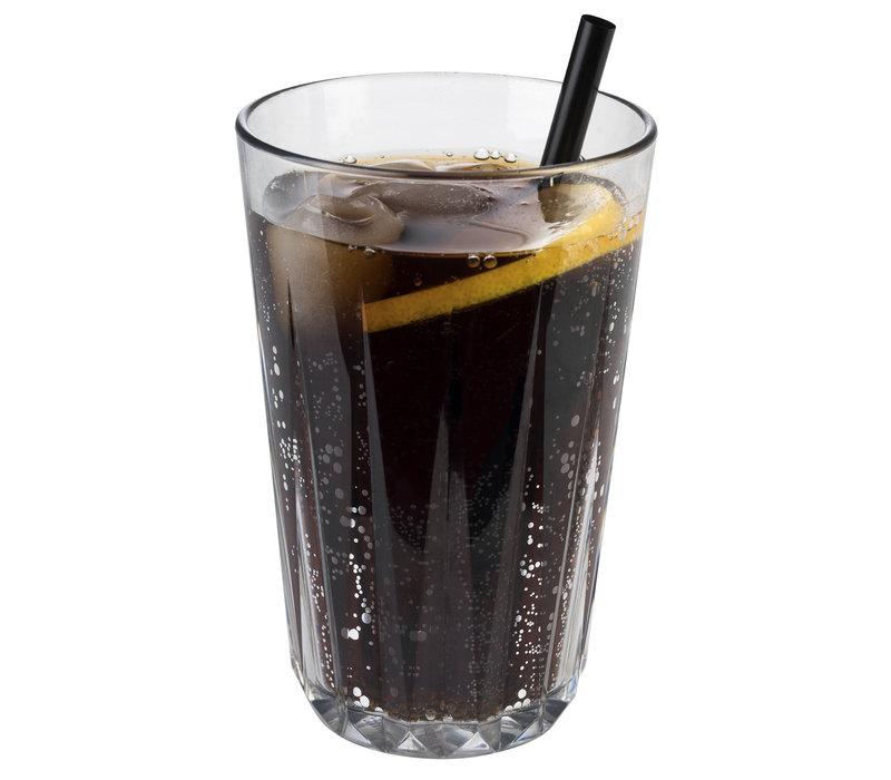 "Drinkbeker ""Crystal"" | Tritan | Ø 8 cm x H 12.5 cm | 0.30 liter | Transparant"