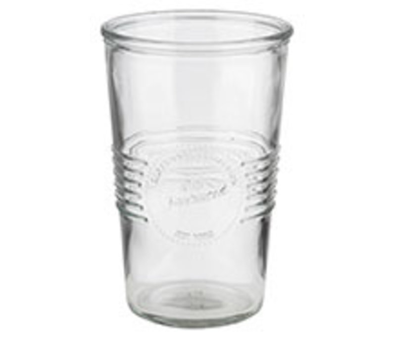 "Drinkglas ""Old Fashioned""| Glas | Ø 7 cm x H 12.5 cm | 0.30 liter"