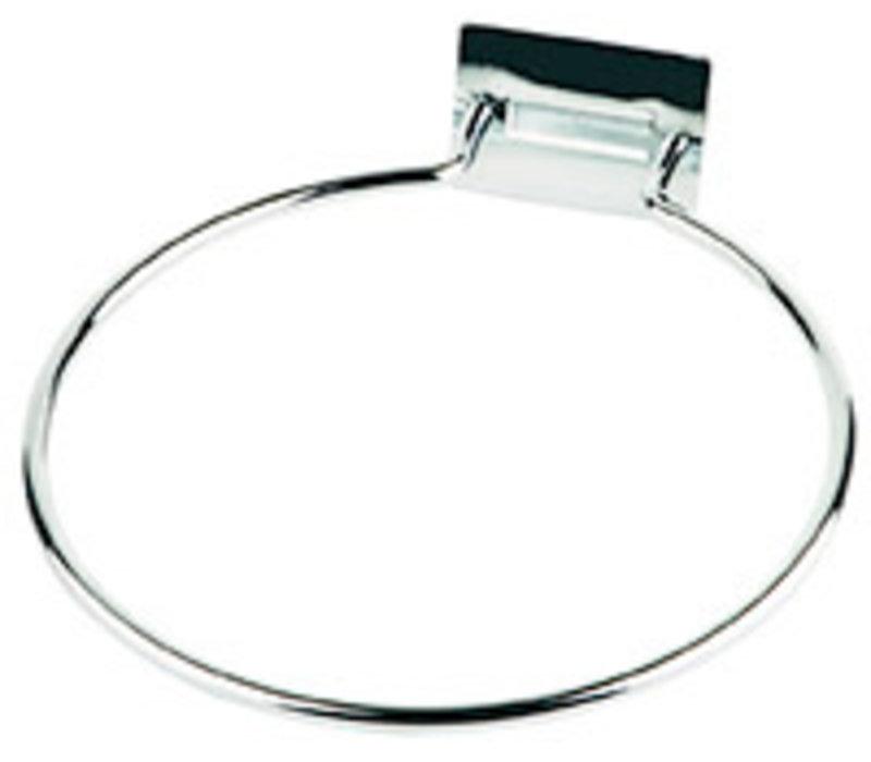 """Enkele ring t.b.v. buffetladder """"Big""""   Metaal   Voor schalen Ø 23 cm   Verchroomd"""