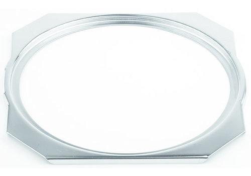 "APS-Germany Frame t.b.v. inductiekookplaat ""Globe"" 12295   RVS"