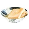 APS-Germany Brood- en/of fruitschaal   RVS   Ø 16 cm x 5 cm   Gehamerd   Hooglans gepolijst