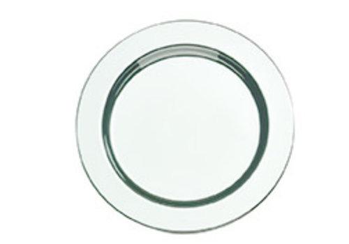 APS-Germany Onderzetters t.b.v. glazen | RVS | Ø 12 cm | set 6 stuks