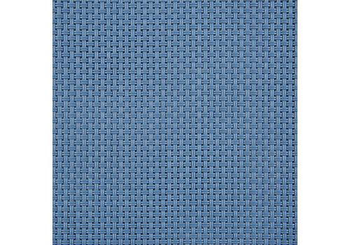 APS-Germany Placemat   Fijne band   PVC   45 cm x 33 cm   verpakt per 6 stuks   Lichtblauw