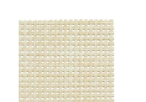 APS-Germany Placemat   Fijne band   PVC   45 cm x 33 cm   verpakt per 6 stuks   Beige