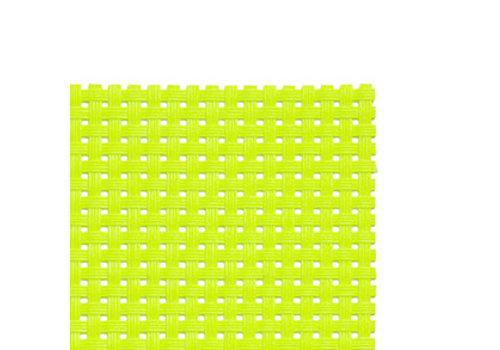 APS-Germany Placemat   Fijne band   PVC   45 cm x 33 cm   verpakt per 6 stuks   Groen