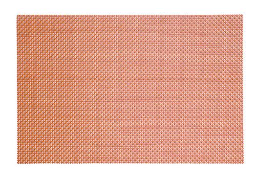 APS-Germany Placemat   Fijne band   PVC   45 cm x 33 cm   verpakt per 6 stuks   Rood