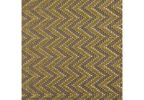 APS-Germany Placemat   Fijne band   PVC   45 cm x 33 cm   verpakt per 6 stuks   Goud