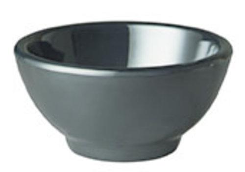 "APS-Germany Schaaltje ""Pure"" | Melamine | Ø 5.5 cm x H 4 cm | 0.02 liter | Zwart"