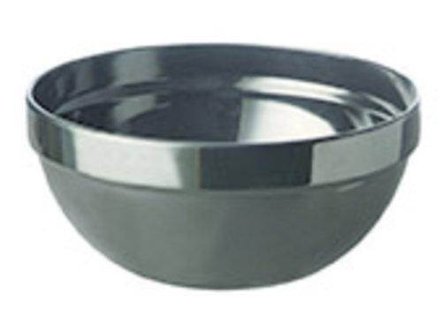"APS-Germany Kom ""Casual Maxi"" | Melamine | Ø 10 cm x H 4.5 cm | 0.15 liter | Zwart"