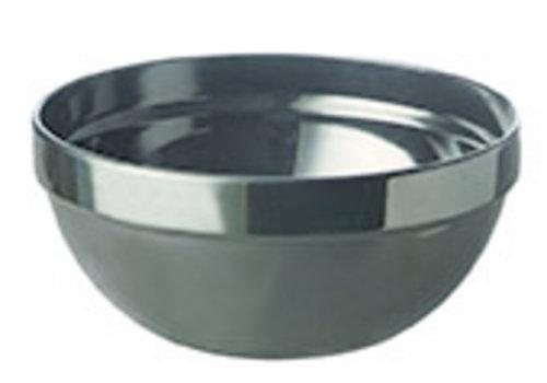 "APS-Germany Kom ""Casual Maxi"" | Melamine | Ø 14 cm x H 5.5 cm | 0.25 liter | Zwart"