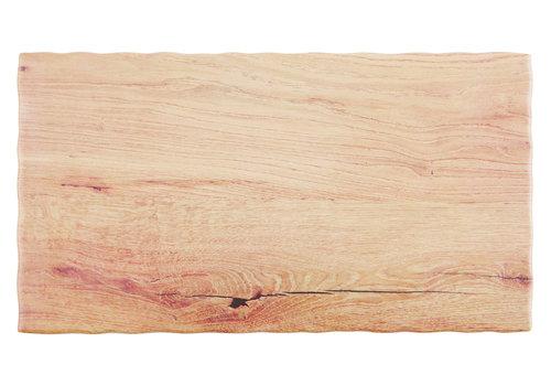 "APS-Germany Serveerplateau ""Oak Light"" | Melamine | 1/1GN | 53 cm x 32.5 cm x H 1.5 cm"
