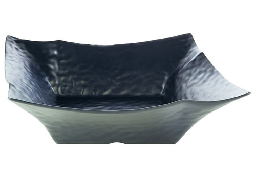"APS-Germany Schaal ""Global Buffet | Melamine | 36 cm x 36 cm x H 11 cm | 3.50 liter | Zwart"