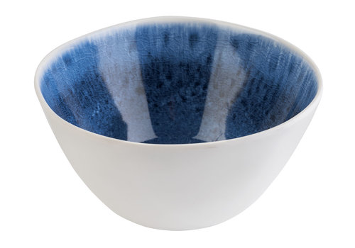 "APS-Germany Schaal ""Blue Ocean""   Melamine   Ø 15 cm x 7.5 cm   0.60 liter"